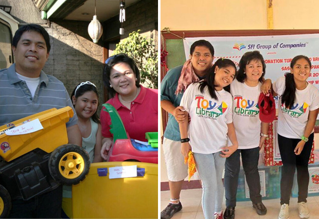 Donate Your Child's Gently Used Toys To The Philippine Toy