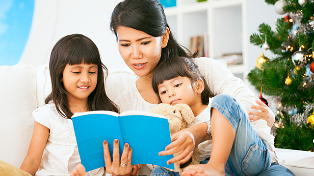 Ano Ang Pasko? 4 Christmas Tales to Read Aloud to your Young Child
