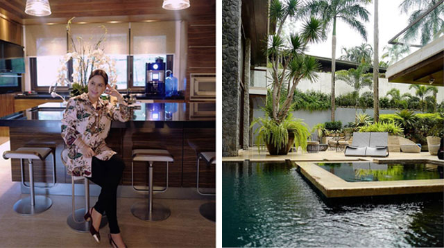 A Look Inside Manny and Jinkee Pacquiao's Forbes Park Home