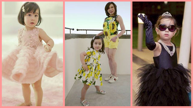 10 of Scarlet Snow's Cutest and Funniest Moments in 2017