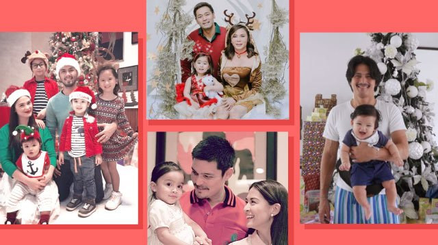 See Our Favorite Holiday Photos From These 30 Celebrity Families!