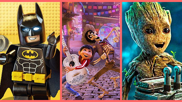 The Best Family Movies of 2017 (Great Viewing for 6 to 12 Years Old)