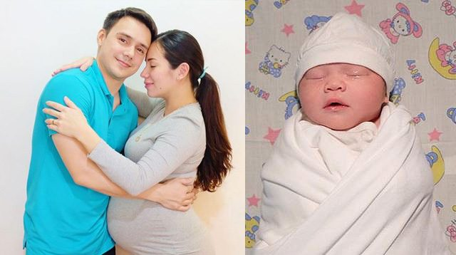 LOOK: Patrick Garcia's Wife Nikka Gives Birth to Rainbow Baby