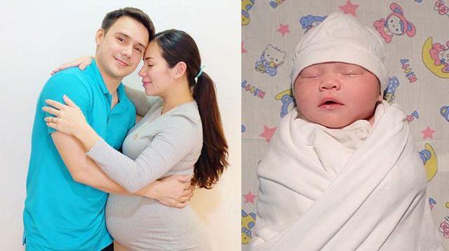LOOK: Patrick Garcia's Wife Nikka Gives Birth to Rainbow Baby