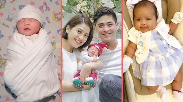 Meet 9 Celebrity Babies Born in the Last Quarter of 2017!