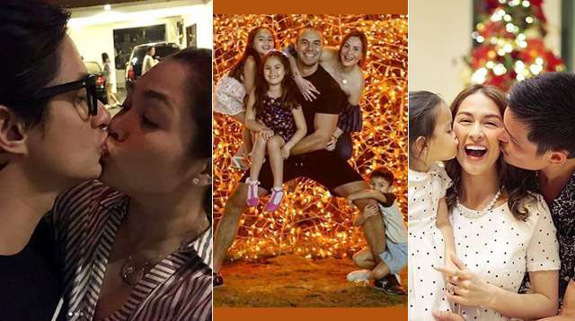 This Is How Your Favorite Celebrity Families Rang In the New Year