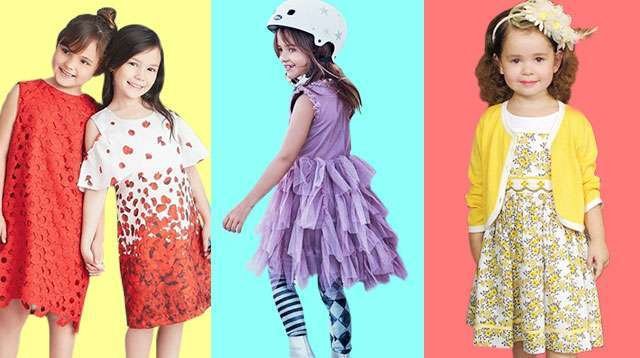 7 Wardrobe Staples for Kids in This Year's Lucky Colors