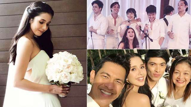 In Photos: Maxene Honors Dad Francis Magalona on Wedding Day + Family Moments You'll Love