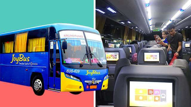 Commuting to Baguio? This Bus Has Its Own Airplane-Style Entertainment System
