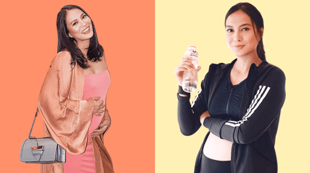 How Isabelle Daza Is Defying Maternity Style Rules
