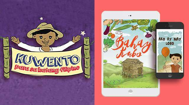 Raise a Kid Fluent in Filipino First With This Pinoy Storytelling App