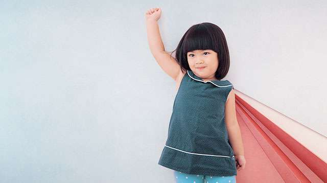 How to Raise Your Kids to Be Brave, According to Someone Who Has Lived in Fear