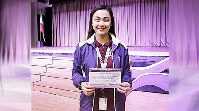 Meet Jodi Sta. Maria, the Dean's Lister: 'I'm Proud of Myself!'