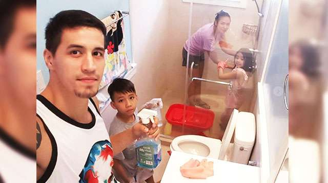 Parenting Done Right: These Celebs Give Their Young Kids Chores To Do