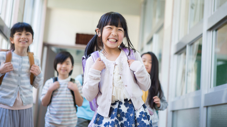 A Japanese School Lists 18 Qualities of a Well-Behaved Child