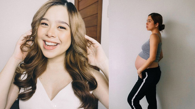 Saab Magalona Proudly Wears Hand-Me-Down Maternity Clothes