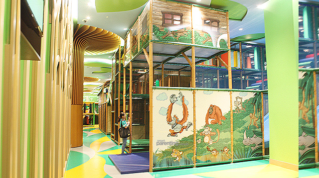 Go Inside This New Indoor Playground Designed for Kids Aged 1 to 16 Years