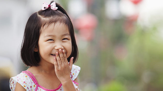 What to Do When Your Child Thinks Saying Curse and Gross Words Is Funny