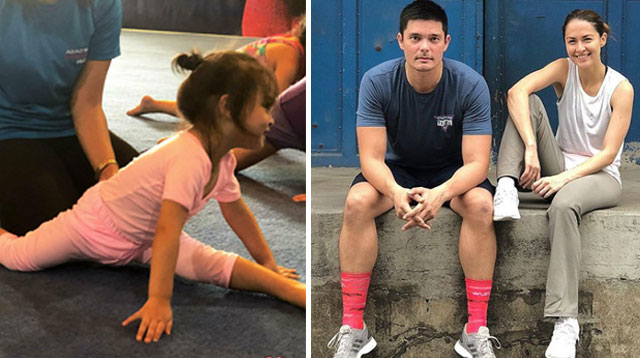 Zia Hits the (Toddler) Gym While Her Parents Do Killer CrossFit Workouts