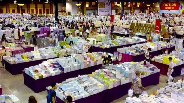 This Is the Book Fair That Encourages You to Bring a 'Maleta'