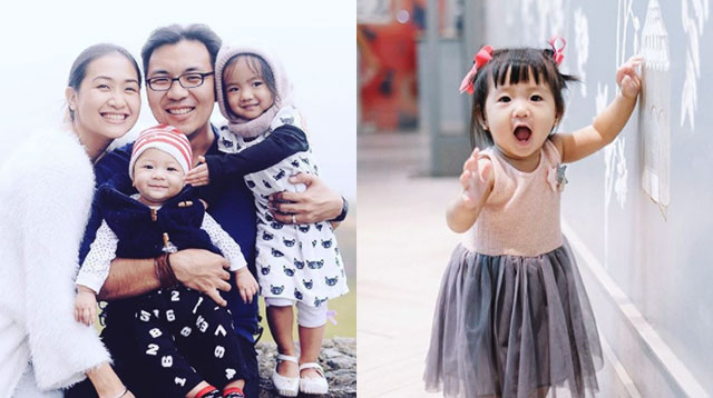 Courageous Caitie's Sister, Calea, Turns 1 This Valentine's Day!