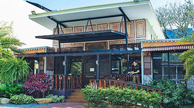 Travel Back in Time with the Family at Alden Richards's Restaurant