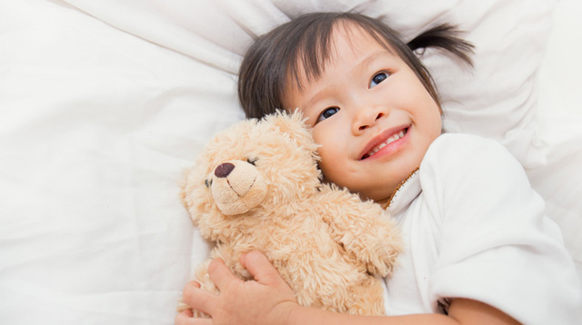 5 Expert-Recommend Ways to Get Your Preschooler to Sleep Better