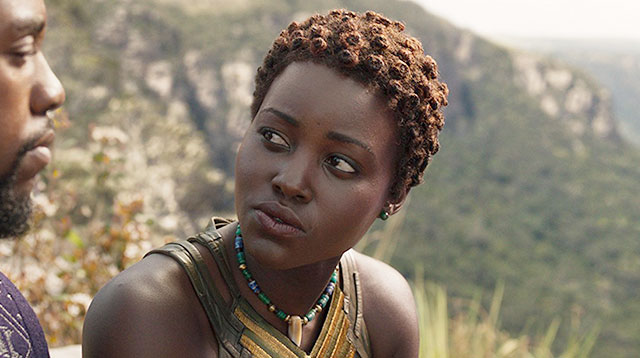 'Black Panther' Actress to Write Children's Book on Skin Color and Beauty