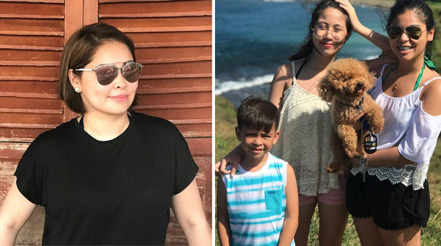 Angelu de Leon's Daughters Always Knew They Had Different Dads