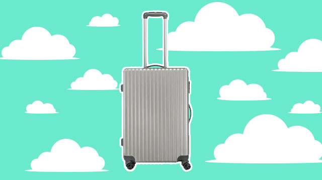 Here's How You Can Get These Medium-Sized Luggage for Just P1,299