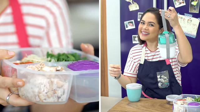 Judy Ann Santos Shares Healthy Baon Recipes for Kids and Grown-Ups