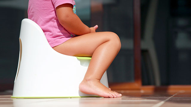 5 Things No One Tells You About Potty Training: 'Prepare For Poop On The Couch'