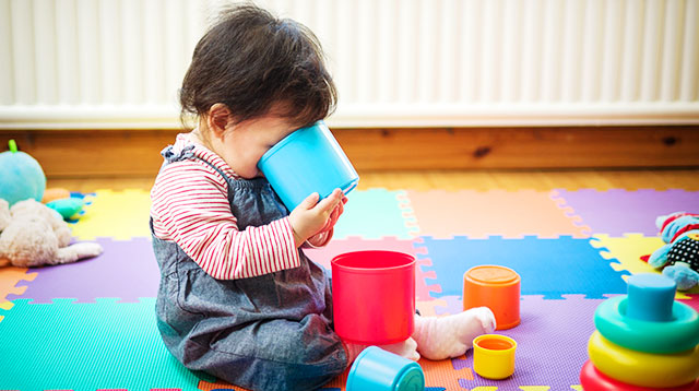 Is Your Baby Bored? Expensive Toys Are Not Always the Answer, Experts Say