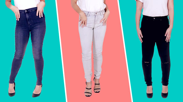Mom, Here's Your Guide to Find the Best Jeans for Your Figure