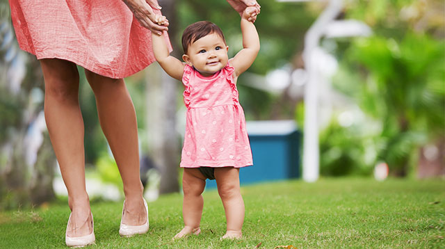 Do Shoes and a Walker Help Your Baby Learn to Walk? 5 Common Myths