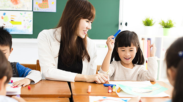 The Best Ways to Get Your Child's Teacher to Listen to You, According to a Teacher