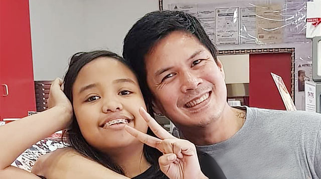 Sabina Reacts to Dad Raymart's New Love; Gets Support From Netizens