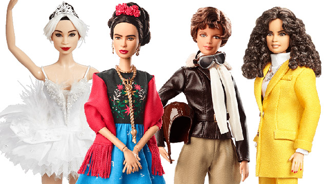 Barbie Has Created Dolls of 17 Amazing Women (We Want One!)