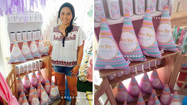 7 Party Giveaway Suppliers From The Kiddie Parties Of Celeb Parents Sp