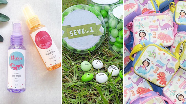 7 Party Giveaway Suppliers From the Kiddie Parties of Celeb Parents