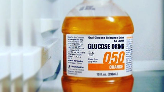 This Syrupy Glucose Drink Tastes Awful, But Is It Unsafe for Preggos?
