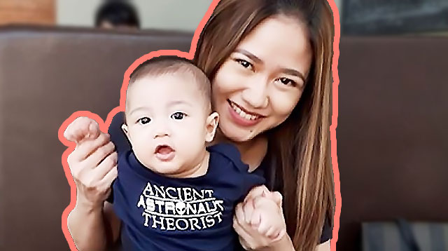 Karen Delos Reyes Has a Good Method to Make Bye-Byes Less Tearful