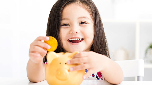 Filipino Kids Have Put Away P30 Billion in Their Savings Accounts!