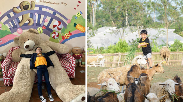 Where to Bring the Kids in Tagaytay Aside From Picnic Grove: 7 Spots