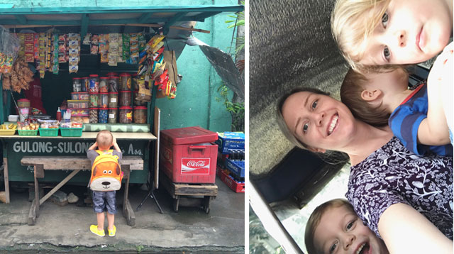 'My Sons Are Filipinos Because Life in the Philippines Is All They Know'