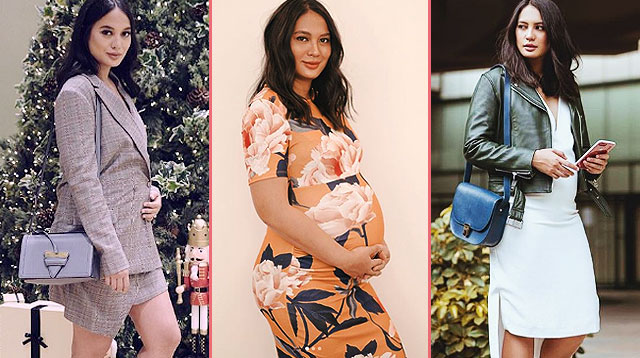 19 Preggy Looks We'll Miss From Isabelle Daza Who Embraced Her Curves