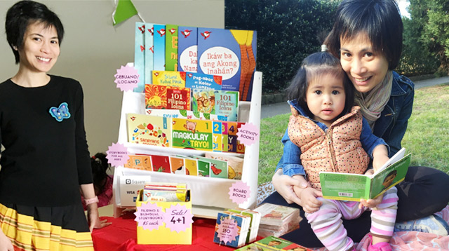 Pinoy Families in Australia Are Reading Filipino Books, Thanks to This Mom
