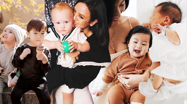 These 'It Girls' Are Now Moms: Meet Their Little Cuties!