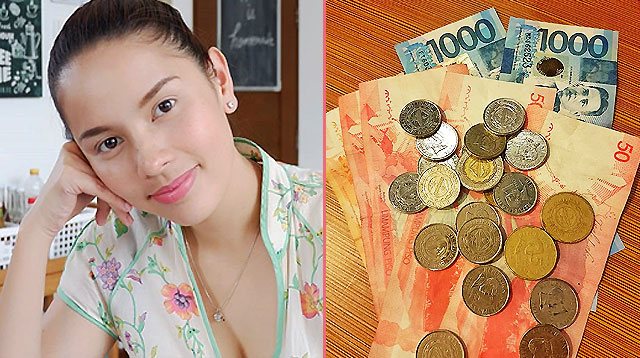Neri Miranda Has a Message for Netizens Who Ask Her for Money