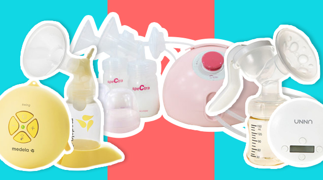 24 Electric Breast Pumps From 8 Brands for Every Budget
